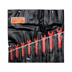 Zestaw kluczy izolowanych, płaskich (BAHCO)