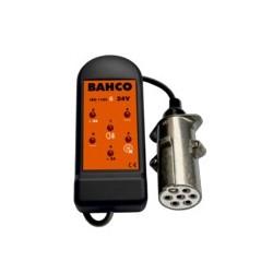 Tester gniazd 7 Pin - 24V (24S) (BAHCO)