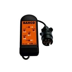Tester do gniazd 12V - 7 pinowych (BAHCO)