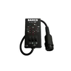 Tester do gniazd 13 PIN 12V z symulatorem (BAHCO)