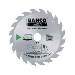 Piła tarczowa do szybkiego cięcia drewna (BAHCO)