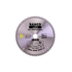 Piła tarczowa, 0° uzębienie (BAHCO)
