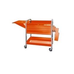 Wózek z 3 szufladami i 2 półkami (BAHCO)