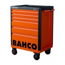 Wózek narzędziowy 6 szufladowy z narzędziami (214 szt.) (Bahco)