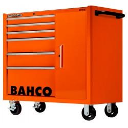 Wózek narzędziowy 6 szufladowy z narzędziami (191 szt.) (Bahco)