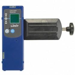Detektor do lasera krzyżowego ze światłem zielonym (Limit)