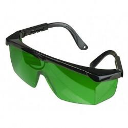 Okulary laserowe zielone (Limit)