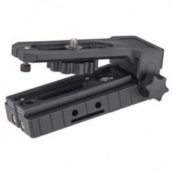 Uchwyt ścienny kątowy do urządzeń laserowych (Limit)