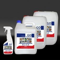 GO Cleaner - płyn do mycia i czyszczenia maszyn oraz narzędzi (500ml) (Globus TO100)