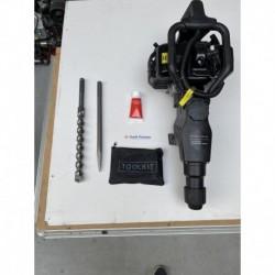 Spalinowy młot udarowo-obrotowy silnik 2-suwowy DHD-58 (BYCON)