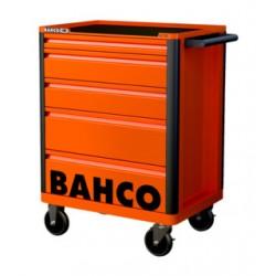 Wózek narzędziowy 5 szuflad pusty (Bahco)