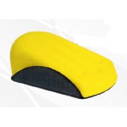 Klocek do szlifowania na rzep Yellow Block (GermaFlex)