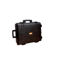 Wytrzymała walizka usztywniana na kółkach (BAHCO)