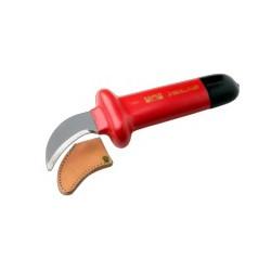 Nóż izolowany zakrzywiony (BAHCO)