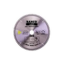 Piła tarczowa do aluminium i plastiku (BAHCO)