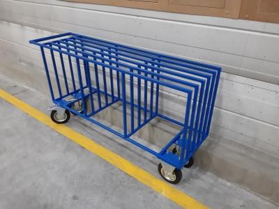 Wózek do transportu płyty HDF